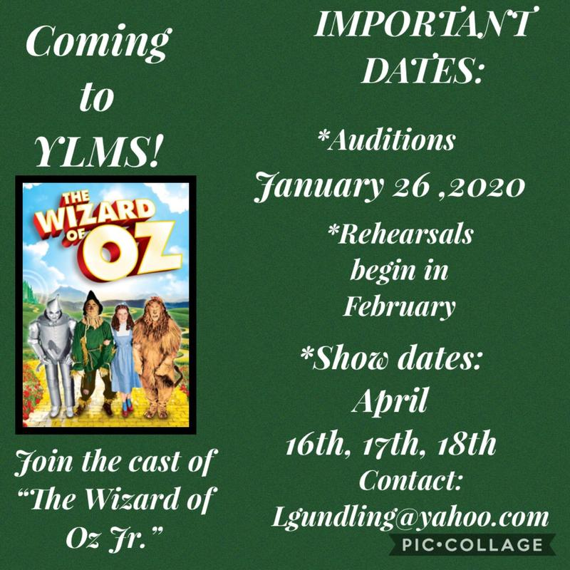 Wizard of Oz Announcement