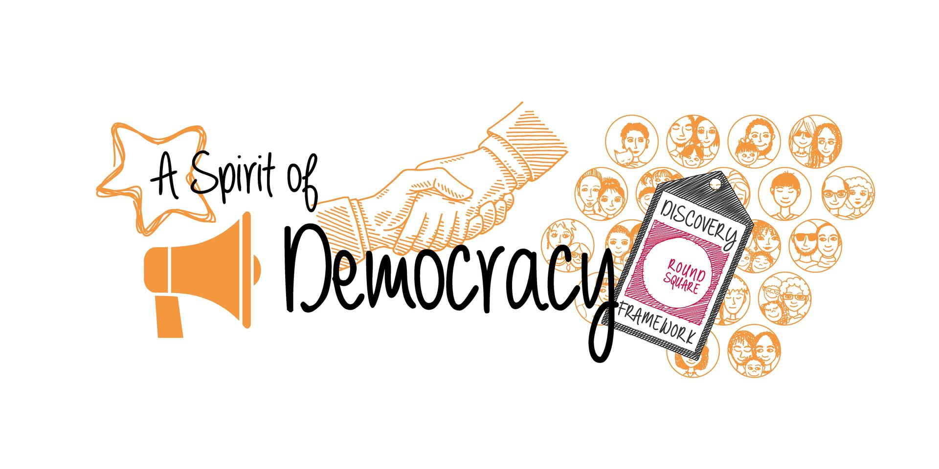 A spirit of democracy