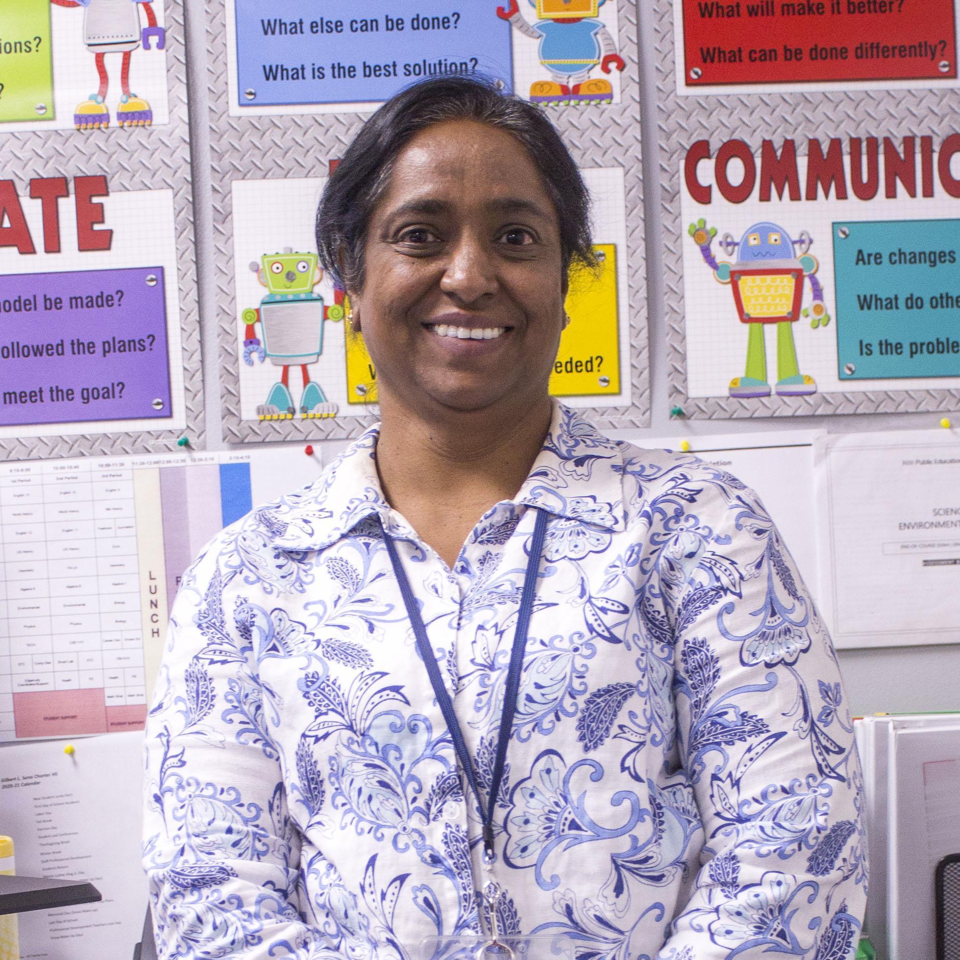 Meena Rangaraj's Profile Photo