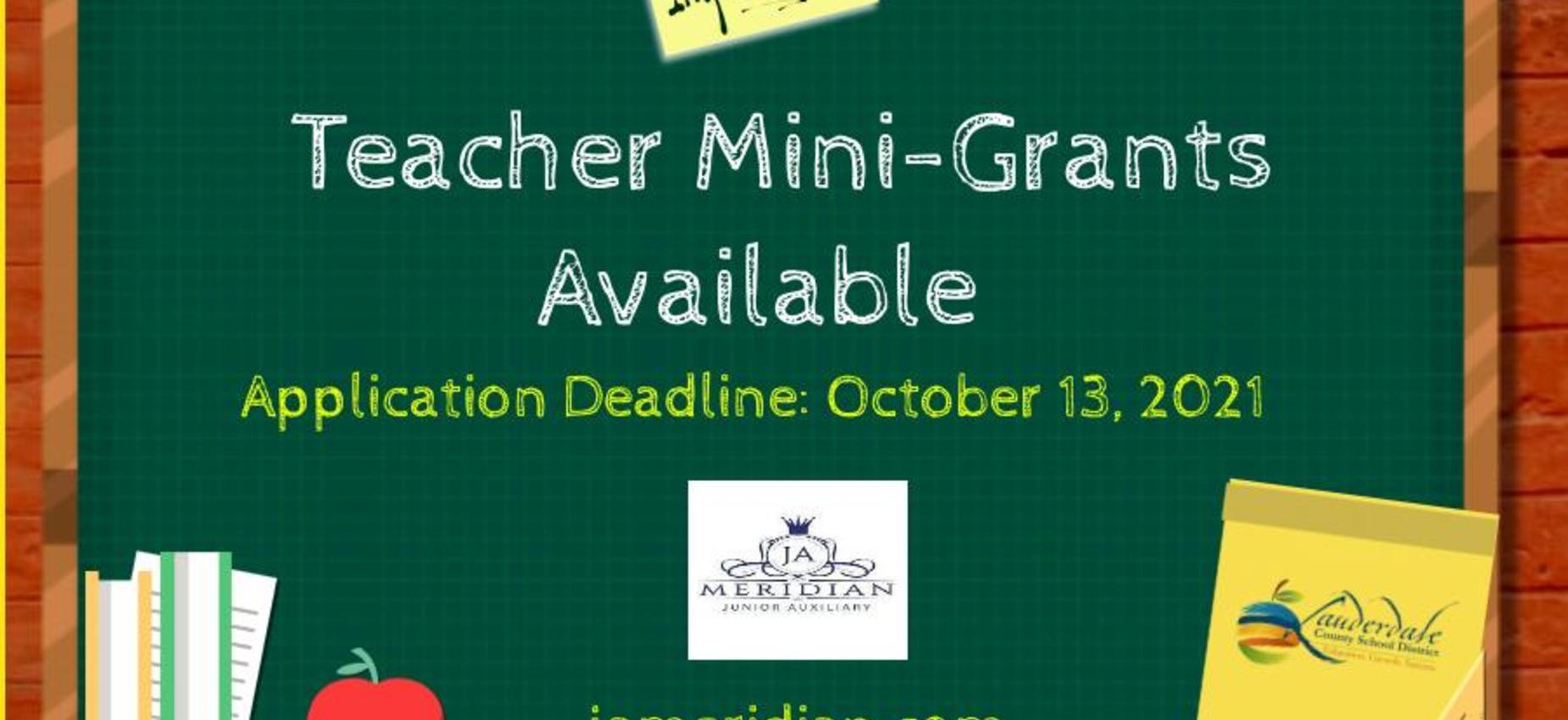 Teacher Mini Grants