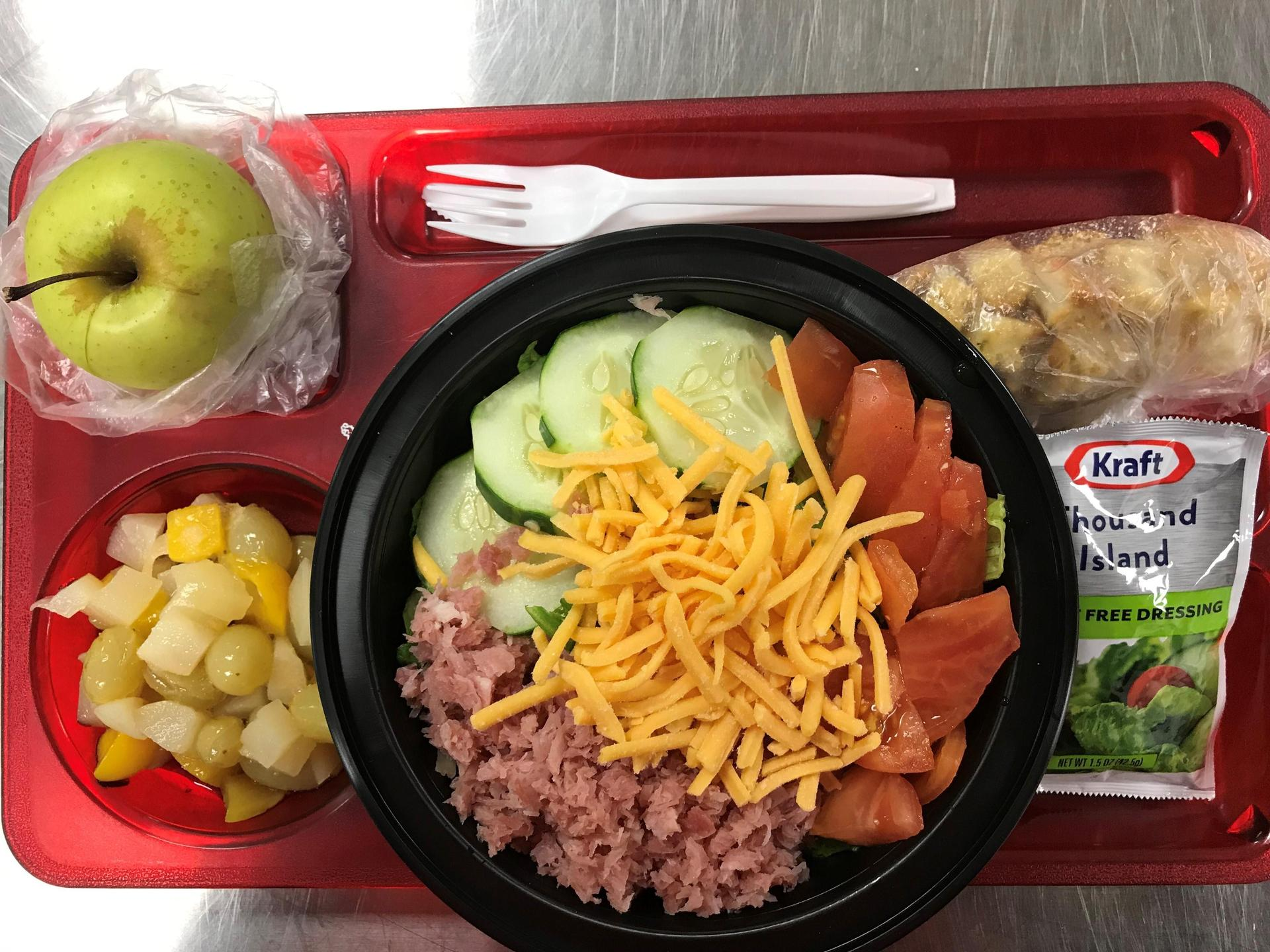 Lunch Plate 04122019