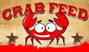 red cartoon crab smiling