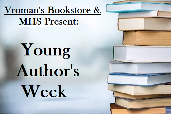 MHS Young Authors Week:  Pre-Order Your Signed Books Featured Photo