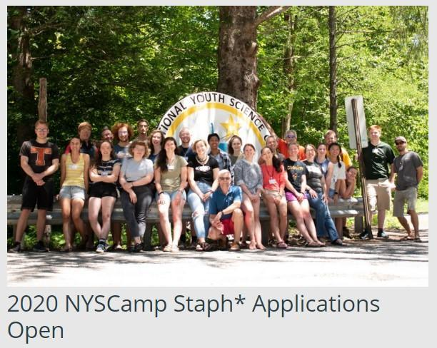 National Youth Science Camp Featured Photo