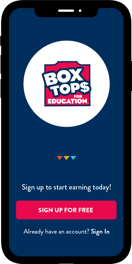 BoxTops Mobile App