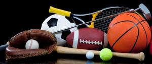 pictures of sports balls
