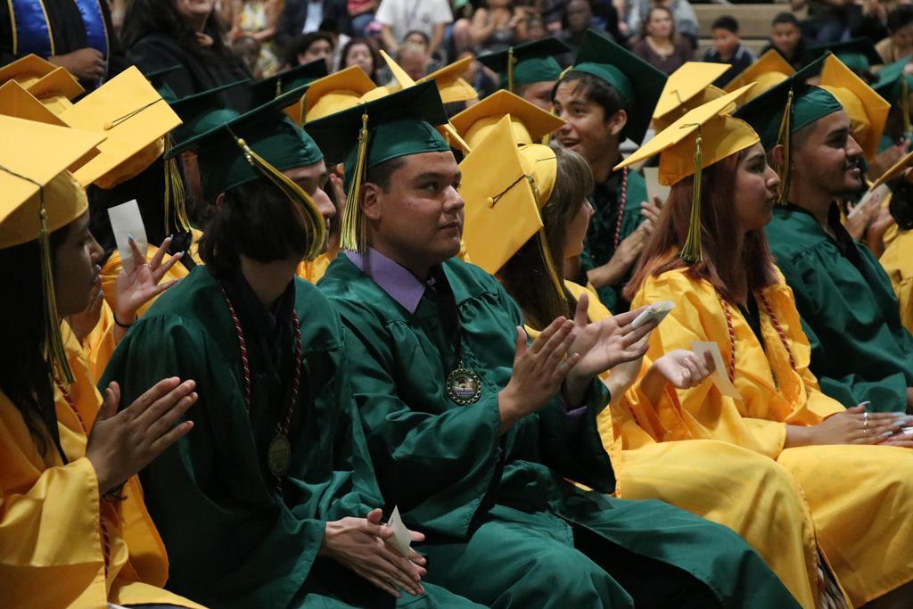 Bayside Class of 2019 Graduation
