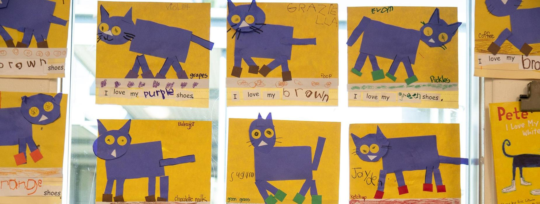 Transitional Kindergarten classwork