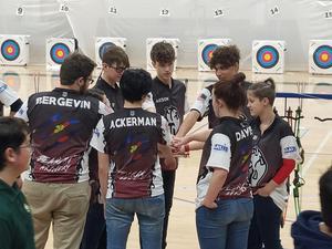 Bearcat archery members
