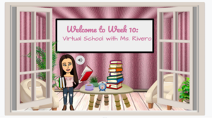 Ms. Rivero's Virtual Classroom