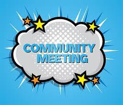 clipart community meeting