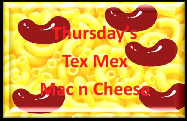 Tex Mex Mac n Cheese