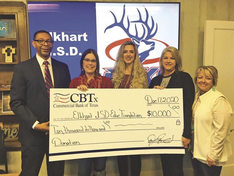 Elkhart ISD Initiates Scholarship Foundation Featured Photo