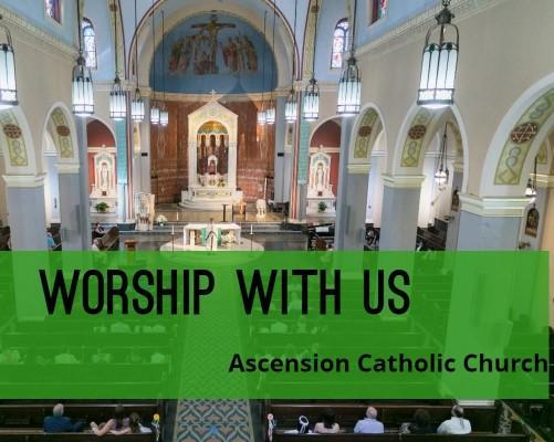 Update on Worshiping in Church at Ascension Featured Photo