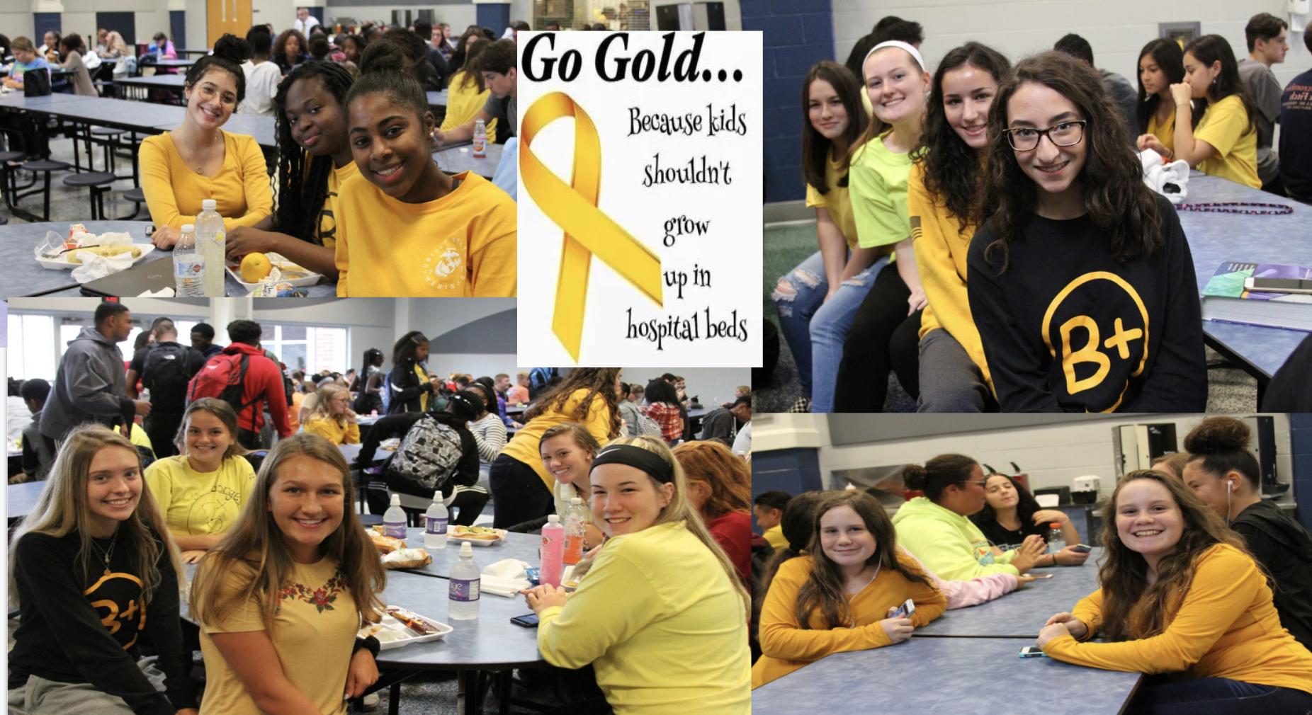Go Gold Day