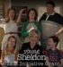 Cast picture from TV series Young Sheldon