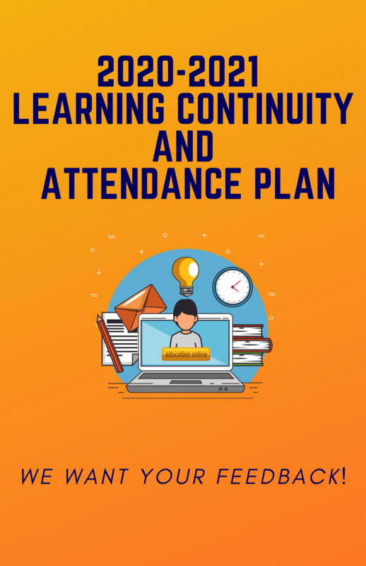Learning Continuity and Attendance Plan