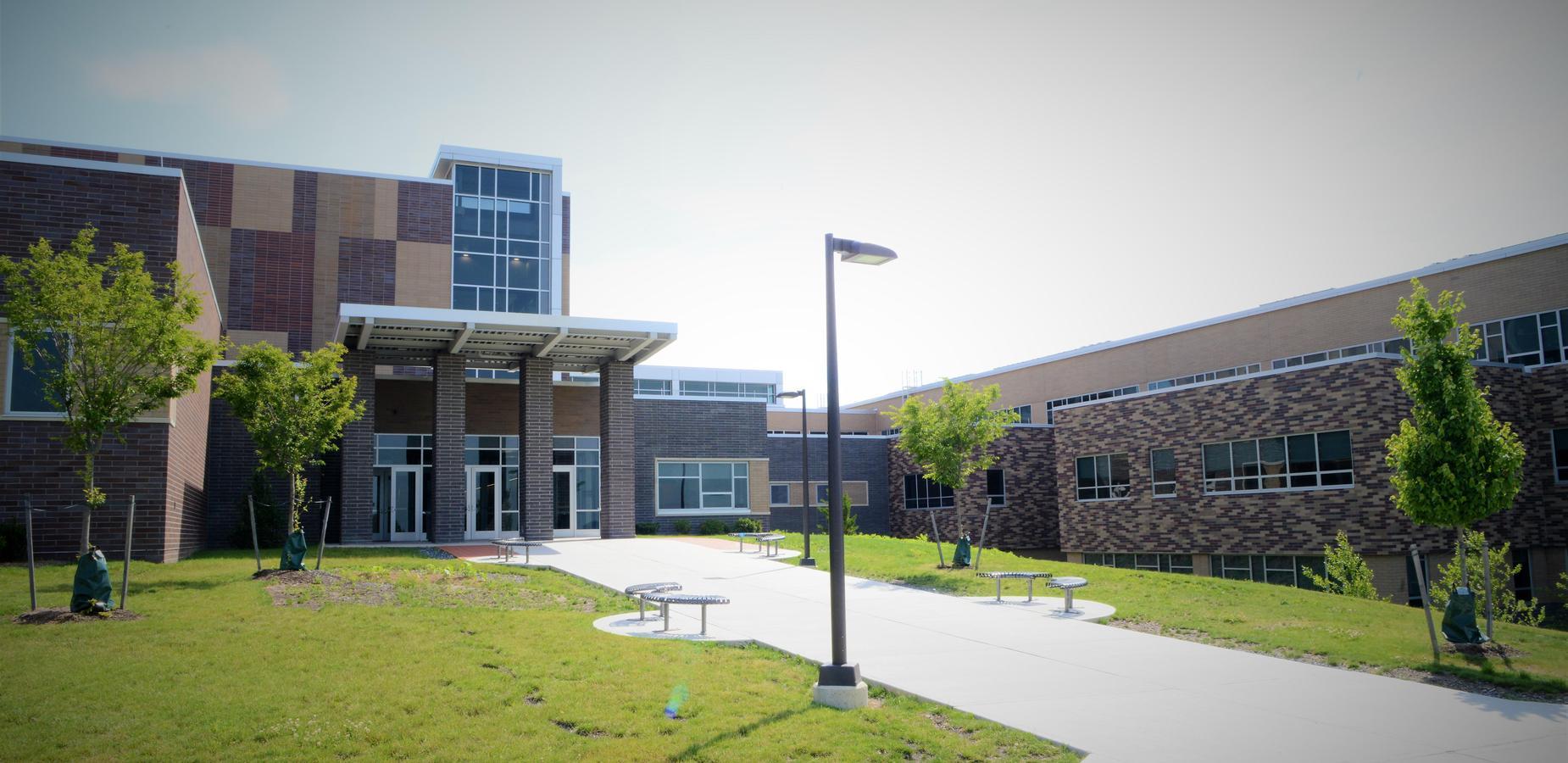 PHS Community Entrance