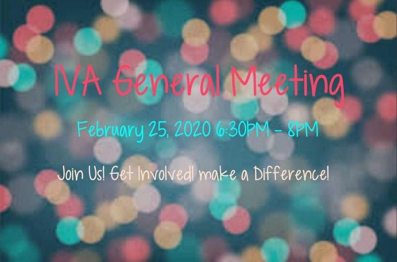IVA General Meeting Featured Photo