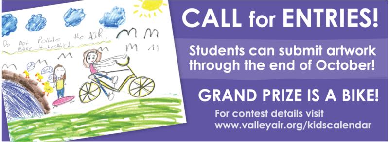 2020-2021 Kids Calendar Contest Featured Photo