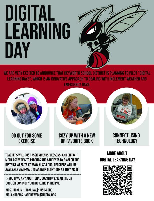 Digital Day Flyer