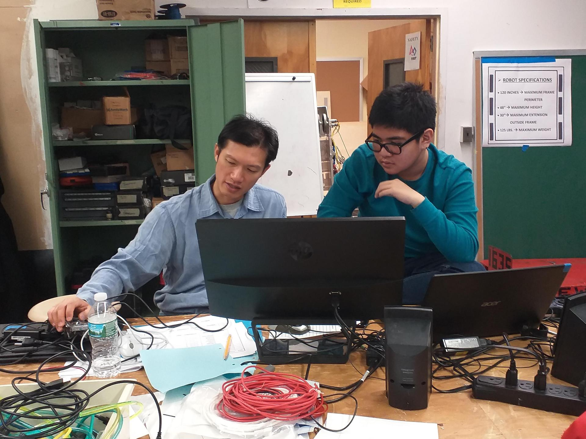 Mr. Tsun Programing