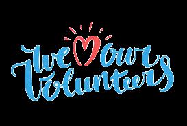 Image: We Love Our Volunteers