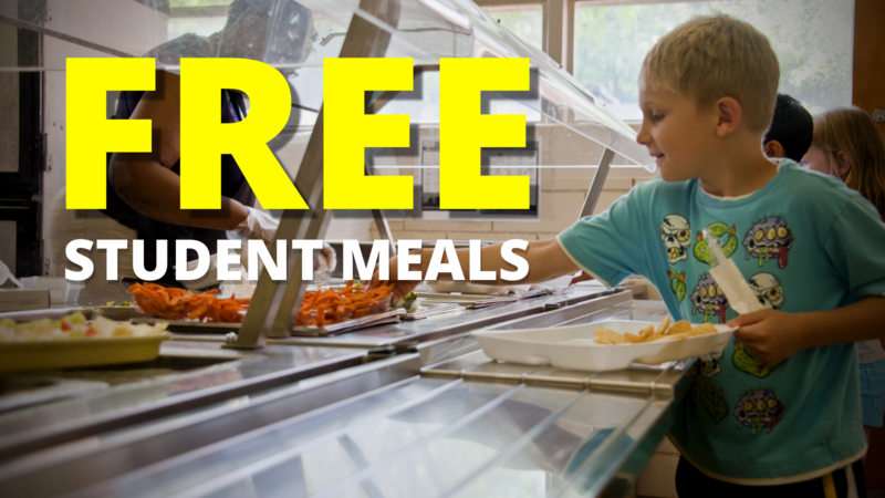 Free Student Meals Icon