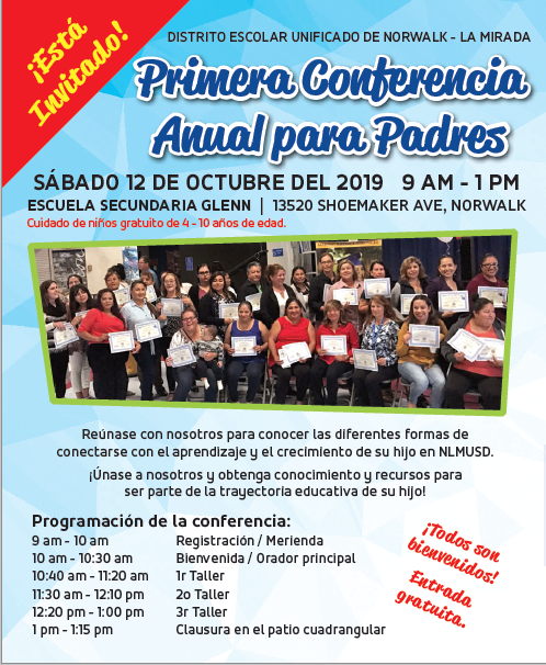 Parent Conference - Spanish