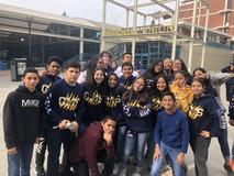 Eighth Grade College Field Trip