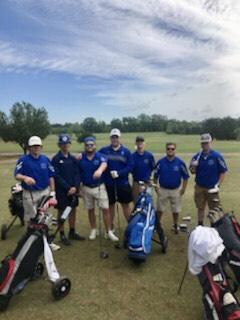 SEHS Golf Team