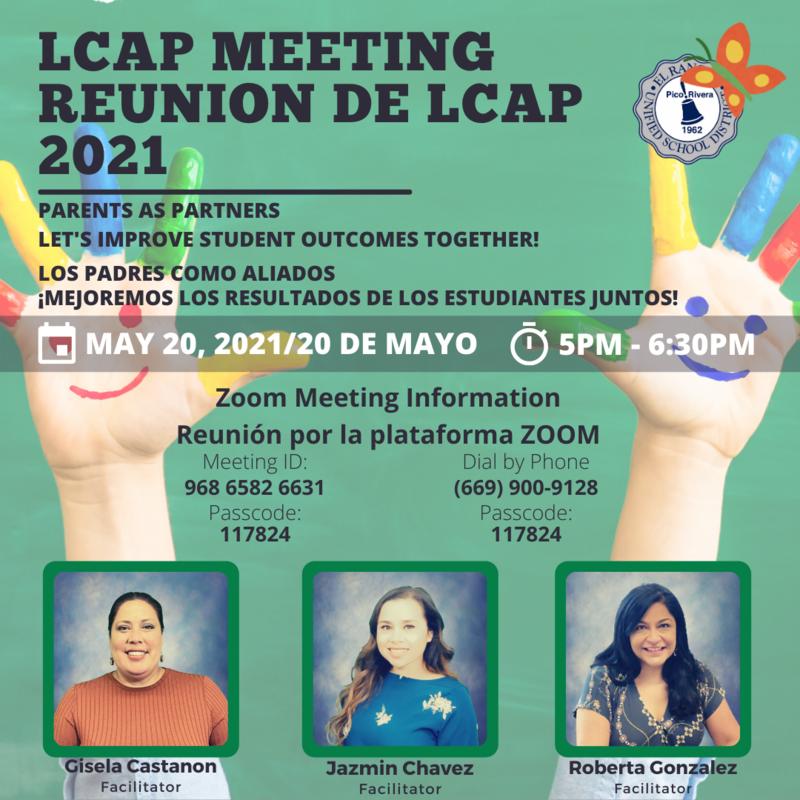 LCAP Meeting
