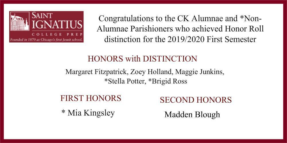 SICP Honors