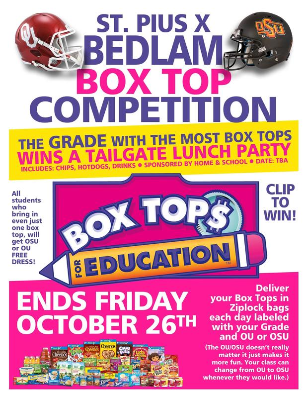 Bedlam Box Tops starts NOW! Thumbnail Image