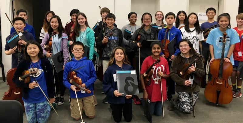 34 Raider Orchestra members selected to All-Region ensembles Featured Photo