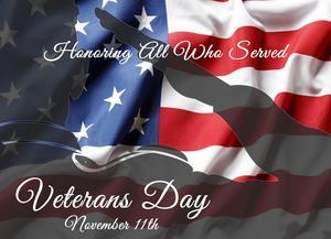 Morgantown Middle Veteran's Day