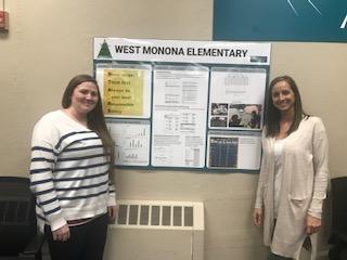 West Monona Elementary wins prestigious award!! Featured Photo