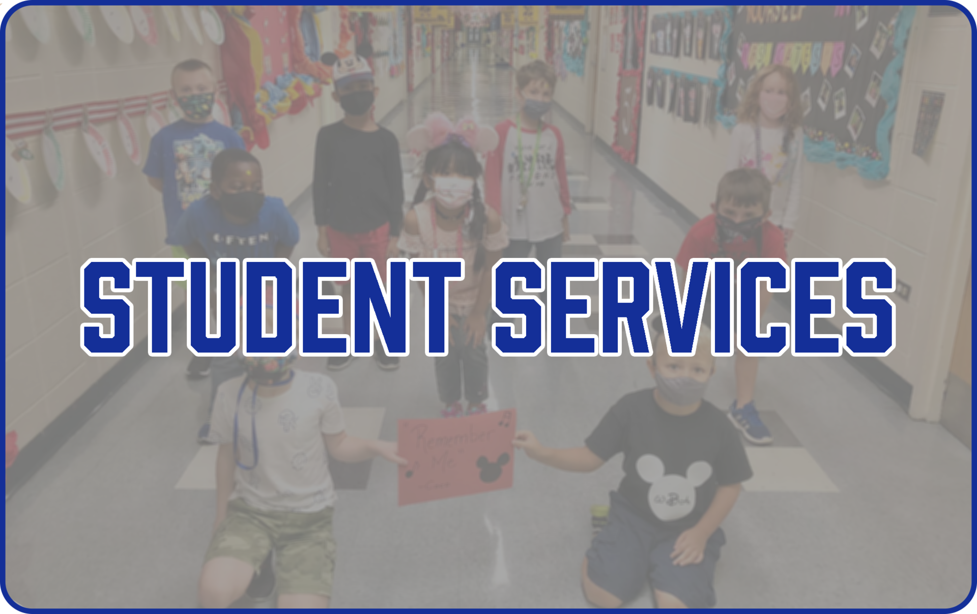 Student Services Icon