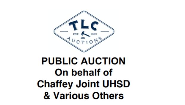 Public Auction for CJUHSD