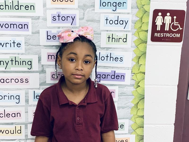 I'la Mixon- 2nd Grade