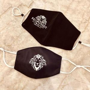 2 masks spirit wear