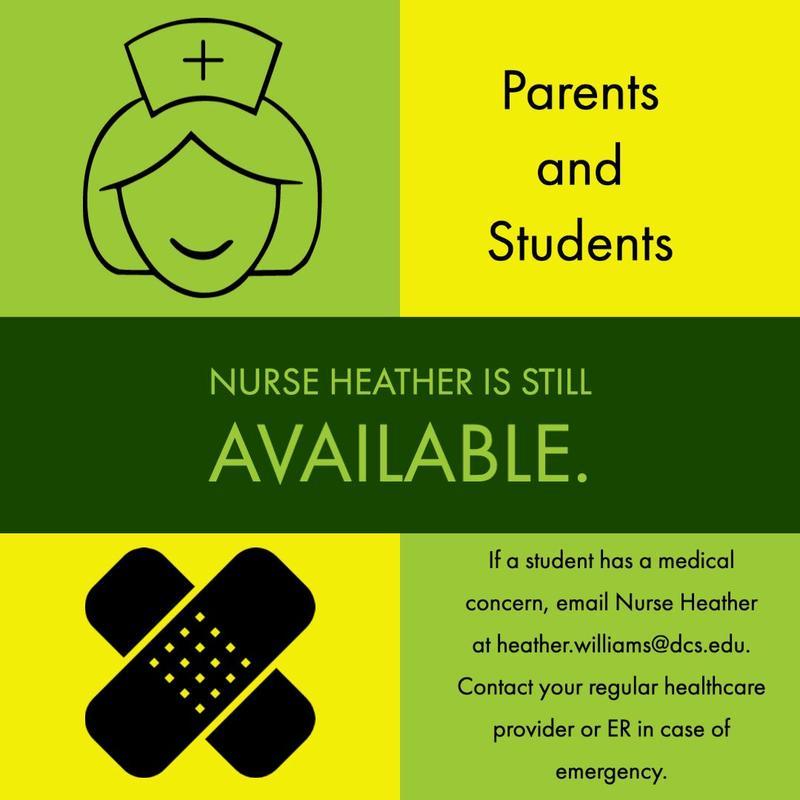 Nurse Heather is Still Available. Featured Photo