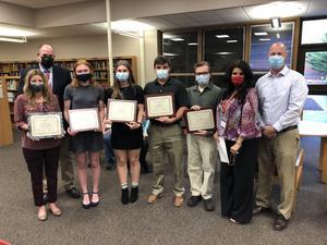 student winners