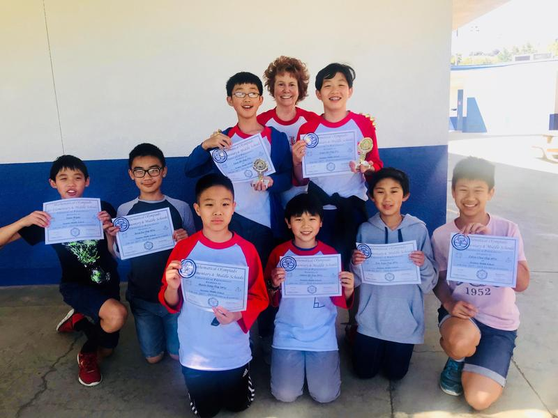 Suzanne Students Take Top Awards in Math Olympiad Featured Photo
