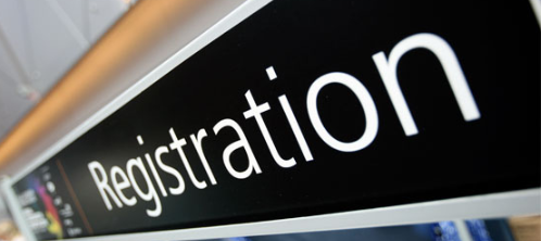 Registration Information Thumbnail Image