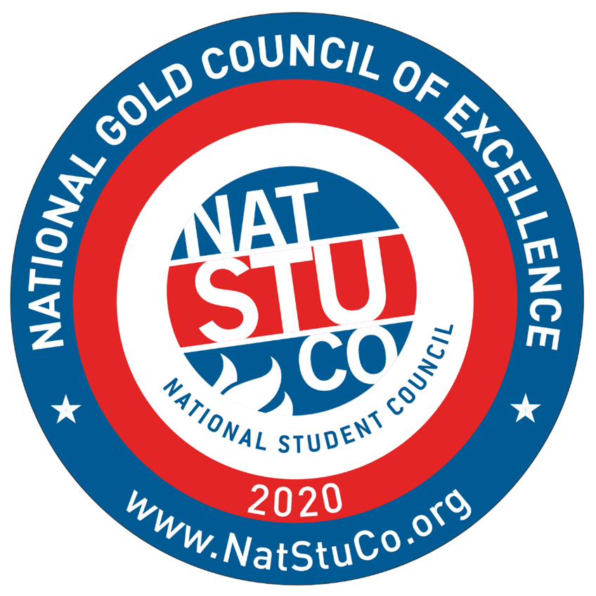 National Gold Council of Excellence Seal 2020