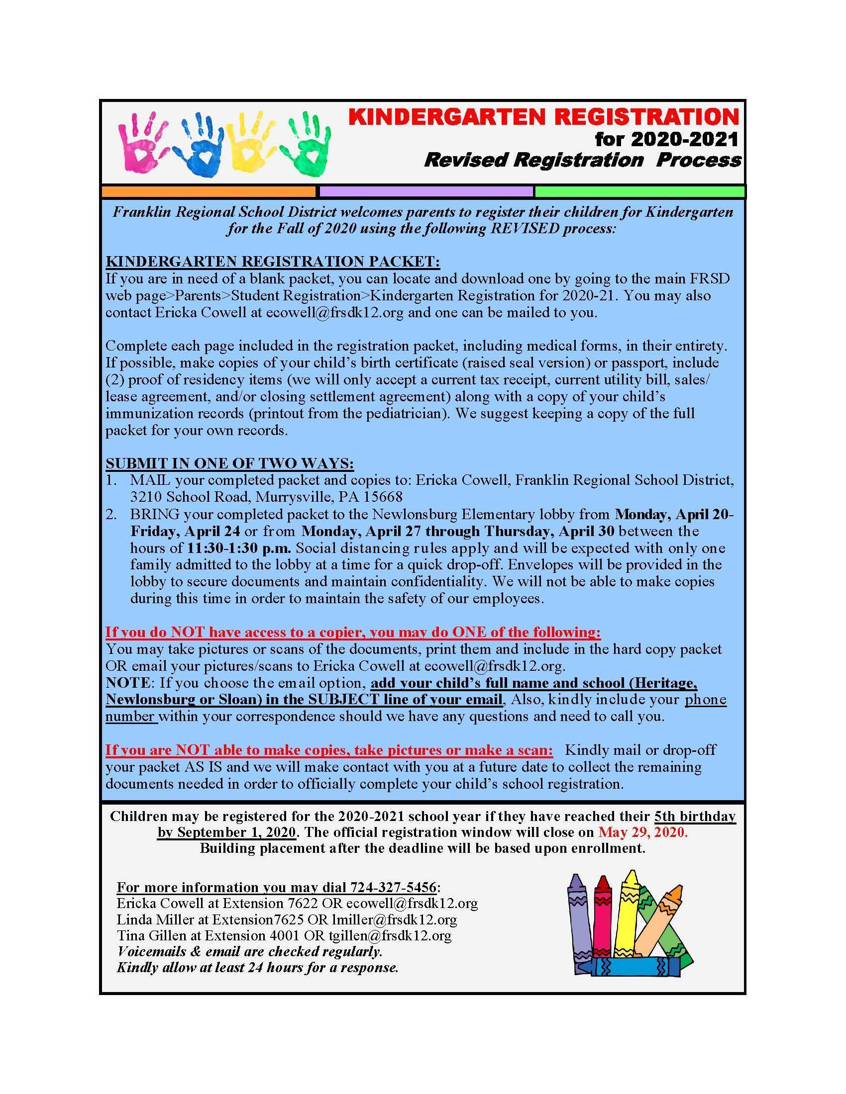Kdg Reg Process 20-21