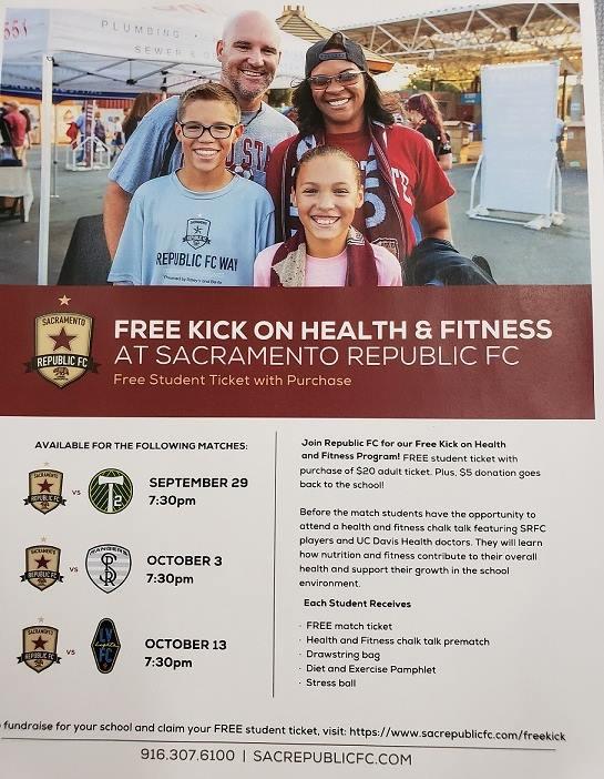 Sac Republic FC flyer