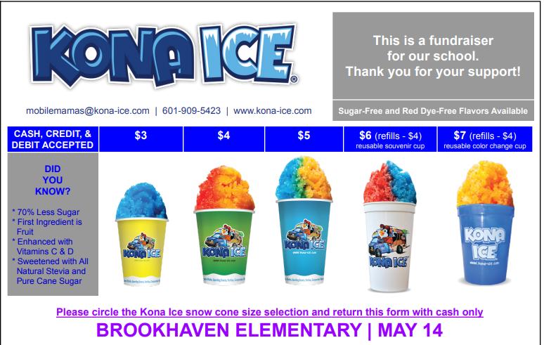 Kona Ice at BES Thumbnail Image