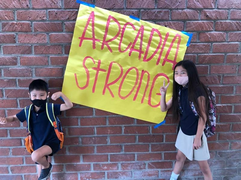 Arcadia Strong